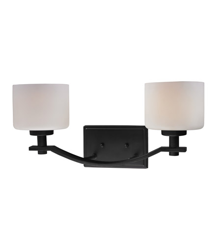 Z lite arlington 2 light vanity in oil rubbed bronze 220 2v for Z gallerie bathroom lights