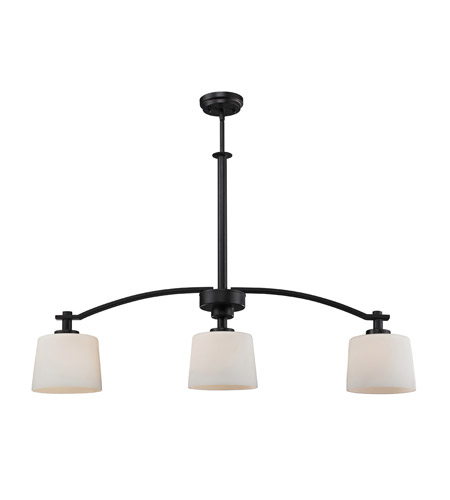 Z-Lite Arlington 3 Light Island Light in Oil Rubbed Bronze 220-3B photo