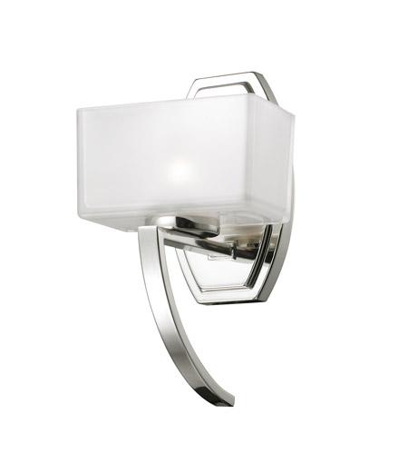 Z-Lite Cardine 1 Light Vanity in Chrome 3005-1V photo