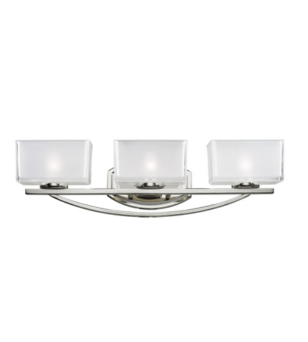 Z-Lite Cardine 3 Light Vanity in Chrome 3005-3V photo