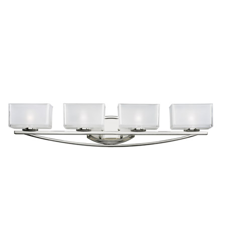 Z-Lite Cardine 4 Light Vanity in Chrome 3005-4V photo