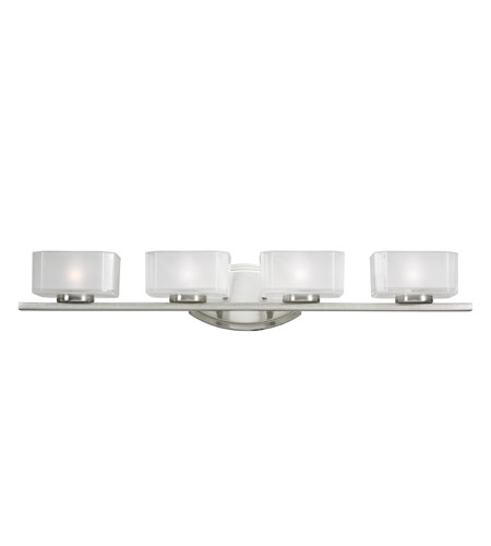 Z-Lite Cabro 4 Light Vanity in Brushed Nickel 3007-4V photo