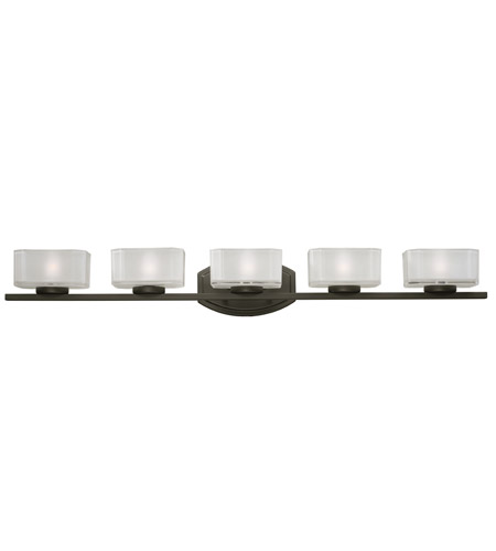 Z-Lite Cabro 5 Light Vanity in Painted Bronze 3009-5V photo