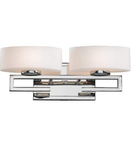 Z-Lite 3011-2V Cetynia 2 Light 16 inch Chrome Vanity Wall Light in G9 photo