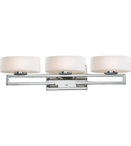Z-Lite Cetynia 3 Light Vanity in Chrome 3011-3V photo
