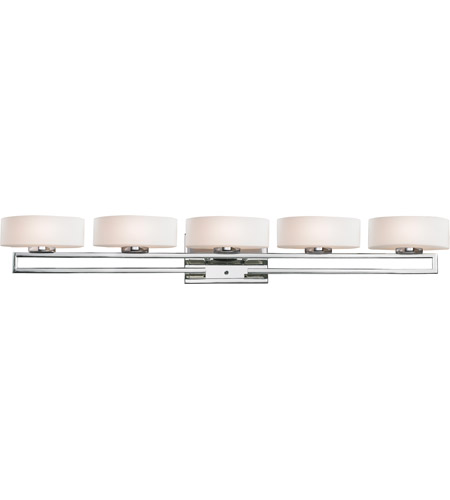 Z-Lite Cetynia 5 Light Vanity in Chrome 3011-5V photo