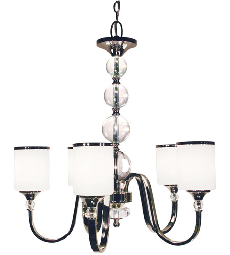 Z-Lite Chrome Chandeliers