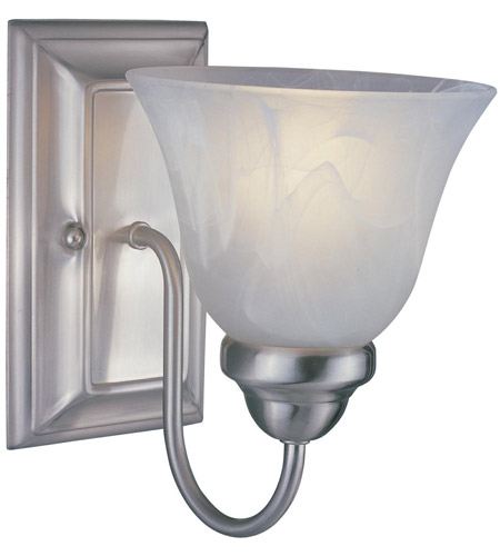 Z-Lite 311-1S-BN Lexington 1 Light 7 inch Brushed Nickel Wall Sconce Wall Light photo