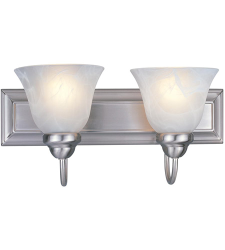 Z-Lite Lexington 2 Light Vanity in Brushed Nickel 311-2V-BN photo