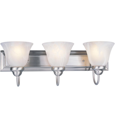 Z lite 311 3v bn lexington 3 light 24 inch brushed nickel for Z gallerie bathroom lights