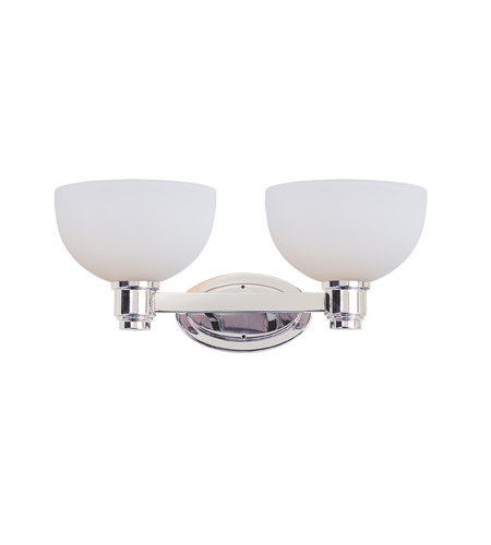 Z-Lite 314-2V-CH Chelsey 2 Light 19 inch Chrome Vanity Light Wall Light photo
