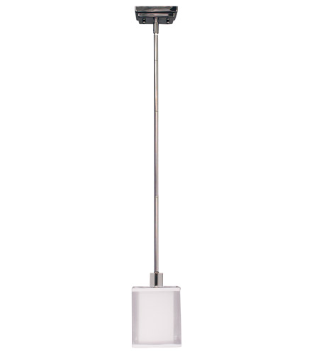 Z-Lite 315MP Drake 1 Light 6 inch Chrome Mini Pendant Ceiling Light photo