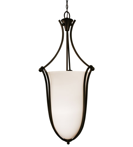 Z-Lite Carlisle 6 Light Foyer Pendant in Bronze 318P-43 photo