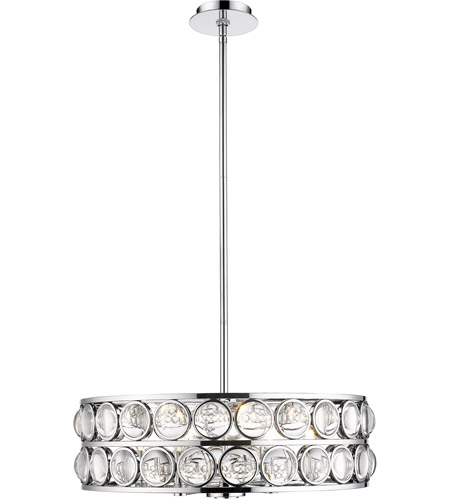 Z-Lite Iron Chandeliers