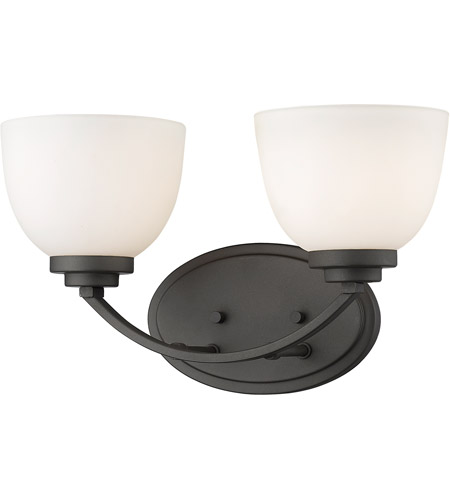 Bronze Ashton Bathroom Vanity Lights