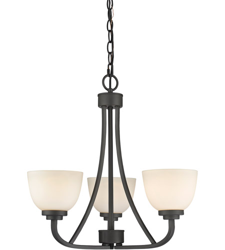 Z-Lite Steel Ashton Chandeliers