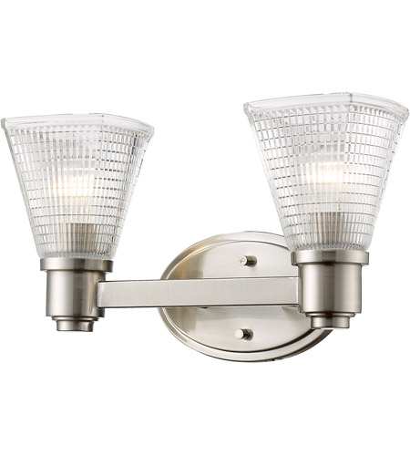 Z-Lite Intrepid Bathroom Vanity Lights