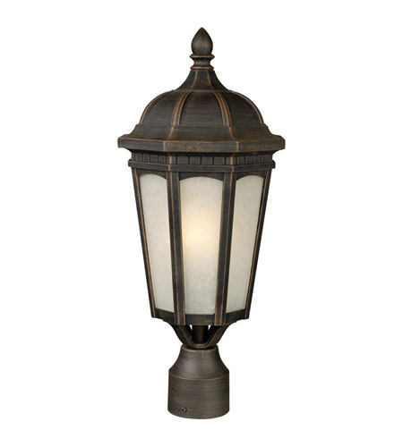 Z-Lite Newport 1 Light Outdoor Wall Light in Antique Bronze 508PHB-ABR photo
