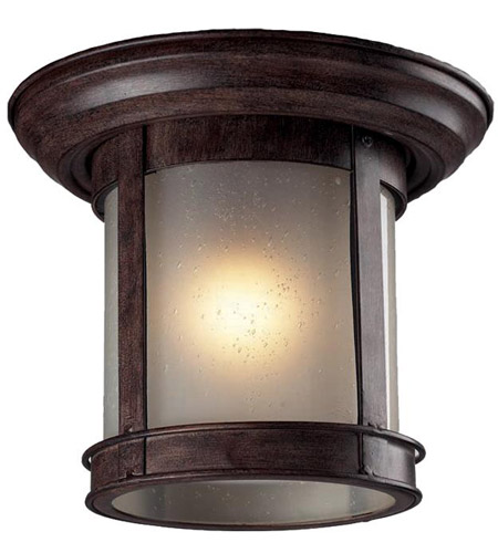 Bronze Aluminum Signature Outdoor Ceiling Lights