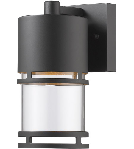 Z-Lite 553S-ORBZ-LED Luminata LED 9 inch Oil Rubbed Bronze Outdoor Wall Sconce photo