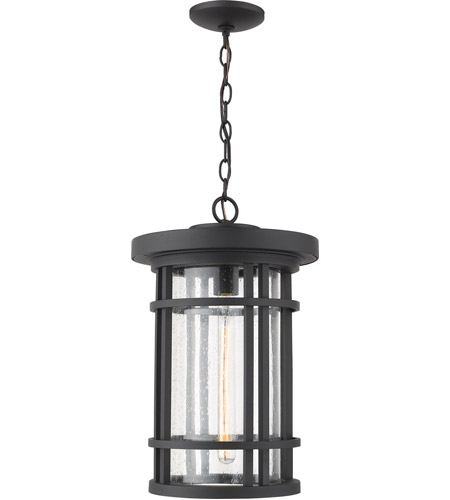 Z-Lite 570CHXL-BK Jordan 1 Light 12 inch Black Outdoor Pendant photo