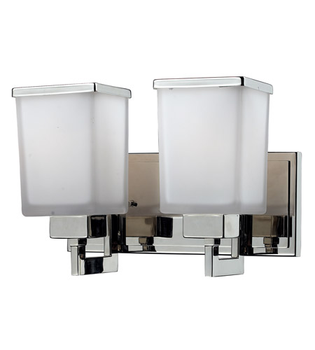 Z-Lite 602-2V Affinia 2 Light 12 inch Chrome Vanity Light Wall Light photo