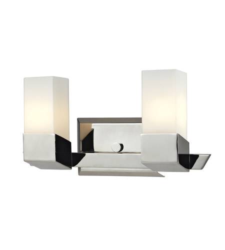 Z lite zen 2 light vanity in chrome 607 2v for Z gallerie bathroom lights