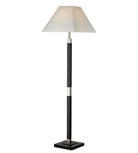 Z-Lite FL111  sc 1 st  Lighting New York & Z-Lite FL111 Signature 63 inch 100 watt Black Floor Lamp Portable ...