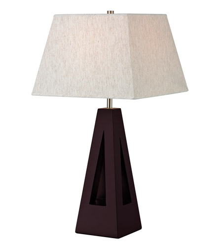 Z lite tl116 signature 26 inch 100 watt mahogany table for 100 watt table lamps