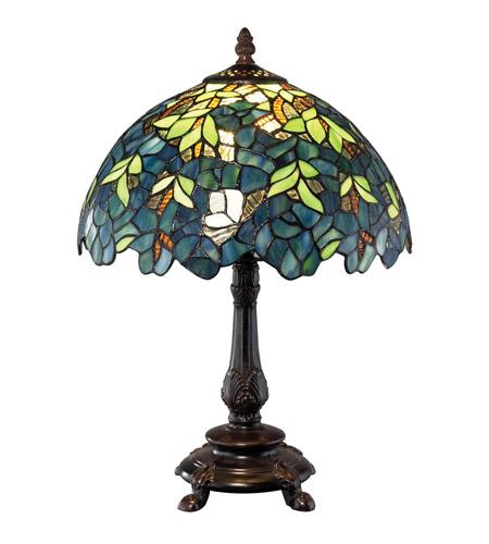 Z-Lite Woodland 1 Light Table Lamp in Chestnut Bronze Z12-36TL photo