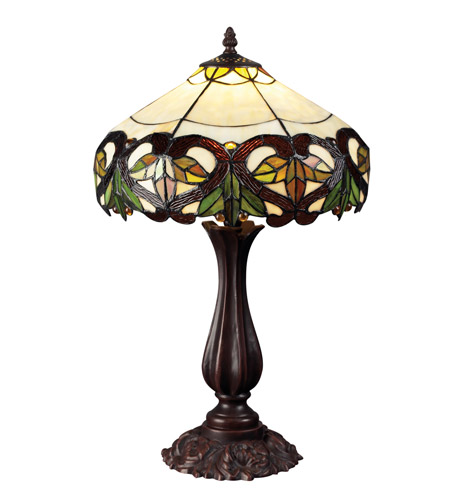 Z-Lite Hudson 1 Light Table Lamp in Chestnut Bronze Z14-33TL photo