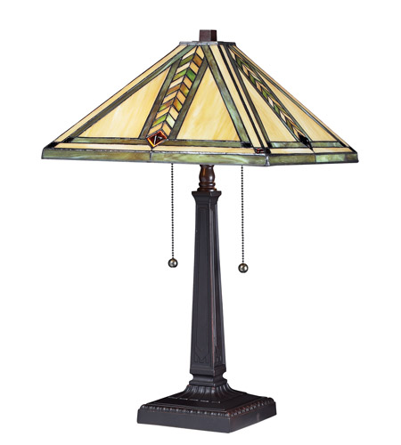 Z-Lite Z14-45TL Shalimar 23 inch 100 watt Chestnut Bronze Table Lamp Portable Light photo