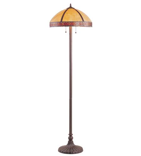 Z-Lite Marrakech 3 Light Floor Lamp in Chestnut Bronze Z18-17FL photo
