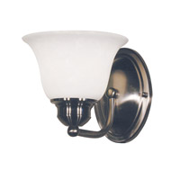 Z-Lite Huntingdale 1 Light Vanity in Brushed Nickel 100-1V-BN photo thumbnail