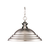 Z-Lite Signature 1 Light Pendant in Pewter 100701PT-SPT