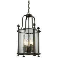 Z-Lite 135-4 Wyndham 4 Light 12 inch Bronze Pendant Ceiling Light
