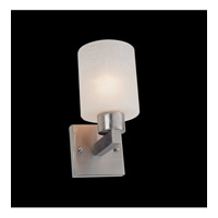 Z-Lite Cobalt 1 Light Wall Sconce in Brushed Nickel 152-1S