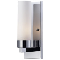 Z-Lite Ibis 1 Light Wall Sconce in Chrome 163-1S photo thumbnail