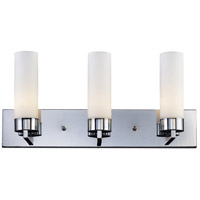 Ibis 3 Light 23 inch Chrome Vanity Light Wall Light