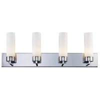 Z-Lite 163-4V Ibis 4 Light 31 inch Chrome Vanity Wall Light