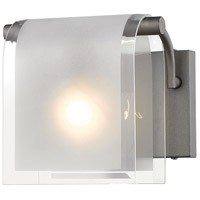 Z-Lite 169-1S-FB Zephyr 1 Light 8 inch Factory Bronze Wall Sconce Wall Light