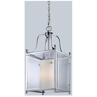 Z-Lite 176-3M Fairview 3 Light 11 inch Chrome Pendant Ceiling Light