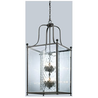 Z-Lite Fairview 8 Light Pendant in Bronze 177-8