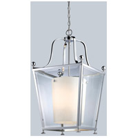 Z-Lite Ashbury 4 Light Pendant in Chrome 178-4