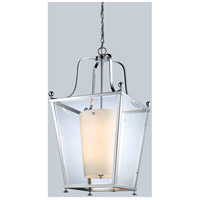 Ashbury 8 Light 21 inch Chrome Pendant Ceiling Light