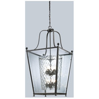 Z-Lite Ashbury 8 Light Pendant in Bronze 179-8