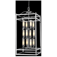 Z-Lite 180-12 Altadore 12 Light 18 inch Chrome Pendant Ceiling Light