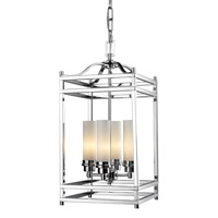 Z-Lite Altadore 4 Light Pendant in Chrome 180-4