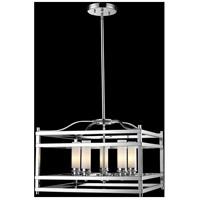 Z-Lite 180-5 Altadore 5 Light 21 inch Chrome Pendant Ceiling Light