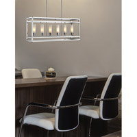 Z-Lite 180-6 Altadore 6 Light 10 inch Chrome Pendant Ceiling Light alternative photo thumbnail
